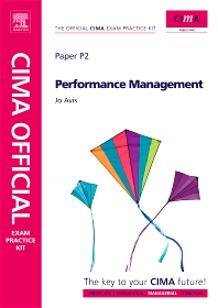 Cover image for CIMA Official Exam Practice Kit Performance Management
