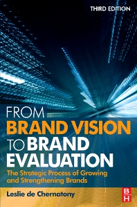 From Brand Vision to Brand Evaluation - 3rd Edition - ISBN: 9781856177733