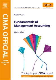 CIMA Official Exam Practice Kit Fundamentals of Management Accounting