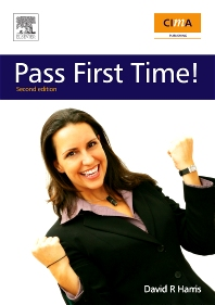 Cover image for CIMA: Pass First Time!