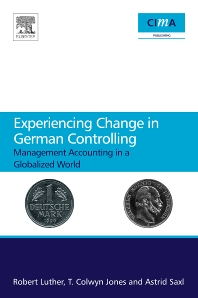 Cover image for Experiencing Change in German Controlling