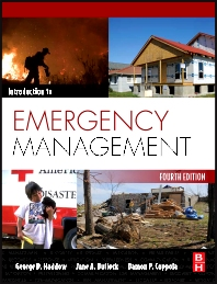 Introduction to Emergency Management - 4th Edition - ISBN: 9781856179591, 9781856179607