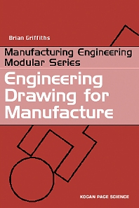 Cover image for Engineering Drawing for Manufacture