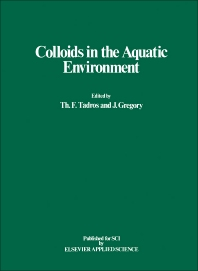 Colloids in the Aquatic Environment - 1st Edition - ISBN: 9781858610382, 9781483292670