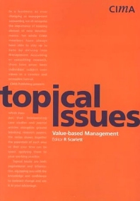 Cover image for Value Based Management