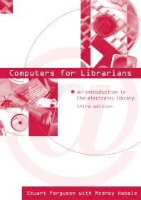 Cover image for Computers for Librarians