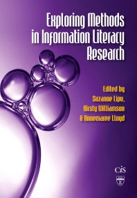 Cover image for Exploring Methods in Information Literacy Research