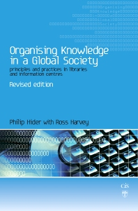 Cover image for Organising Knowledge in a Global Society
