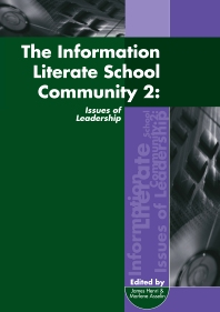 Cover image for The Information Literate School Community 2