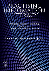 Cover image for Practising Information Literacy