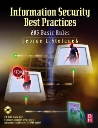 Information Security Best Practices - 1st Edition - ISBN: 9781878707963, 9780080491547