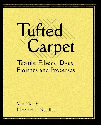 Tufted Carpet, 1st Edition,Von Moody,Howard L. Needles,ISBN9781884207990