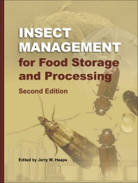 Cover image for Insect Management for Food Storage and Processing