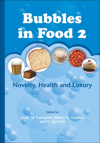 Bubbles in Food 2 - 1st Edition - ISBN: 9781891127595, 9780128104590