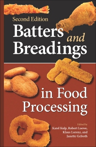 Cover image for Batters and Breadings in Food Processing