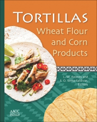 Cover image for Tortillas: Wheat Flour and Corn Products