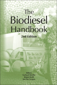 Cover image for The Biodiesel Handbook