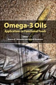 Cover image for Omega-3 Oils