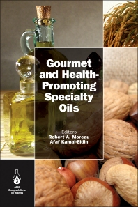 Cover image for Gourmet and Health-Promoting Specialty Oils