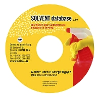 Solvent Database, 3rd Edition,Anna Wypych,George Wypych,ISBN9781895198362