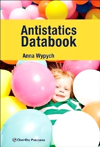 Databook of Antistatics, 1st Edition,Anna Wypych,ISBN9781895198614