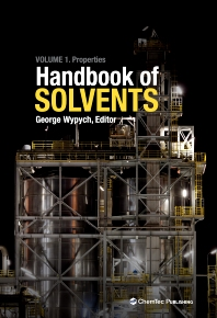 Cover image for Handbook of Solvents