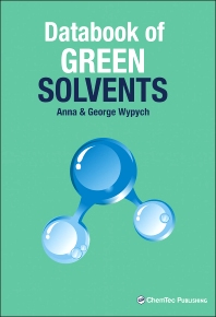Databook of Green Solvents - 1st Edition - ISBN: 9781895198829, 9781927885079