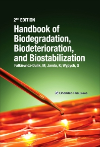 Cover image for Handbook of Material Biodegradation, Biodeterioration, and Biostablization