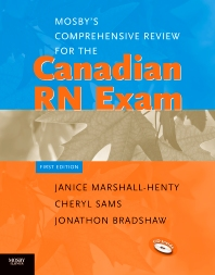 Cover image for Mosby's Comprehensive Review for the Canadian RN Exam