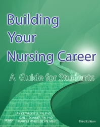 Cover image for Building Your Nursing Career