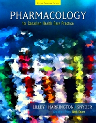 Cover image for Pharmacology for Canadian Health Care Practice - Elsevier eBook on VitalSource