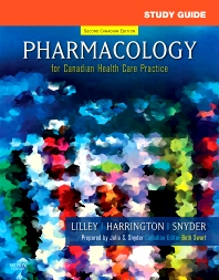 Study Guide for Pharmacology for Canadian Health Care Practice - 2nd Edition - ISBN: 9781897422649, 9781927406212