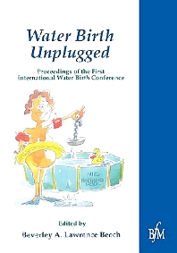 Cover image for Waterbirth Unplugged