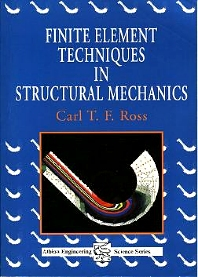 Cover image for Finite Element Techniques in Structural Mechanics