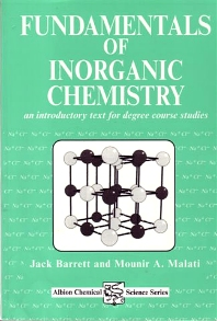 Cover image for Fundamentals of Inorganic Chemistry
