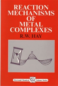 Cover image for Reaction Mechanisms of Metal Complexes