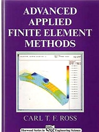 Cover image for Advanced Applied Finite Element Methods