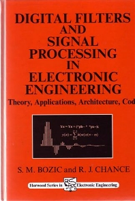 Cover image for Digital Filters and Signal Processing in Electronic Engineering