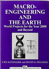Cover image for Macro-Engineering and the Earth