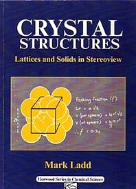 Cover image for Crystal Structures