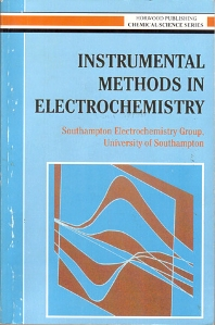 Cover image for Instrumental Methods in Electrochemistry