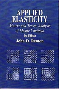 Cover image for Applied Elasticity
