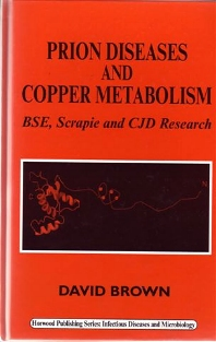 Cover image for Prion Diseases and Copper Metabolism