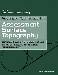 Cover image for Advanced Techniques for Assessment Surface Topography