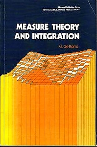 Cover image for Measure theory and Integration