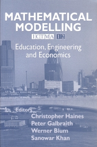 Cover image for Mathematical Modelling