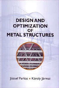 Cover image for Design and Optimization of Metal Structures