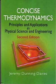 Cover image for Concise Thermodynamics