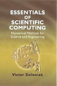 Cover image for Essentials of Scientific Computing