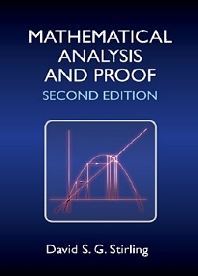 Cover image for Mathematical Analysis and Proof